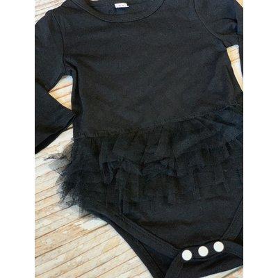 My Little Black Dress & Headband Set
