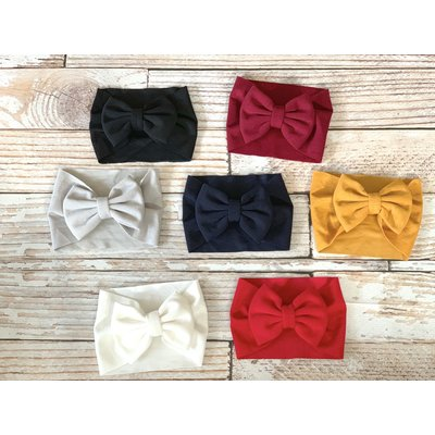Lincoln&Lexi The Kennedy Big Bow Headband