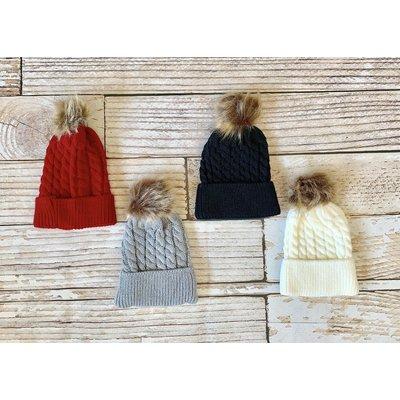 Crochet Puff Hat