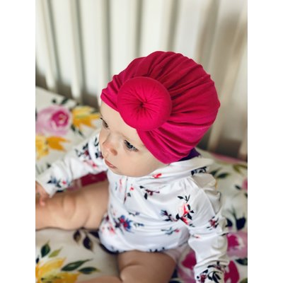 Lincoln&Lexi The Lola Turban Bun Hats