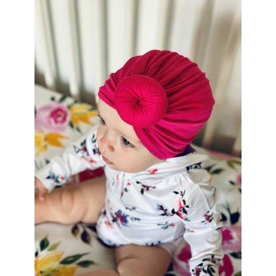 The Lola Turban Bun Hats