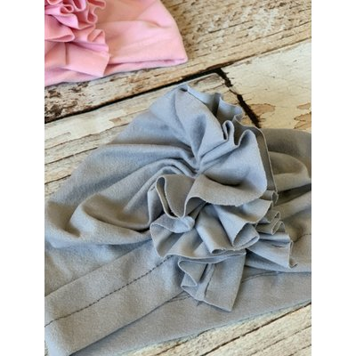 Lincoln&Lexi The Tatum Turban Ruffle Hat