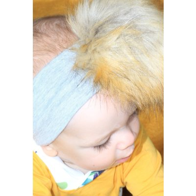 The Nala Puff Headband