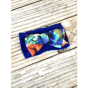 Lincoln&Lexi Watercolor Party Big Bow Headband