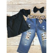 Lincoln&Lexi The Cheetah Party 4 Piece Set