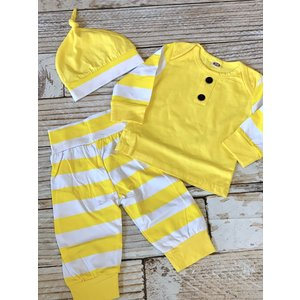 Lincoln&Lexi The Lemon 3 Piece Set
