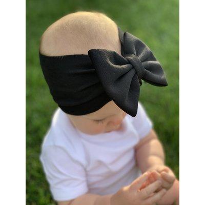 The Kennedy Big Bow Headband