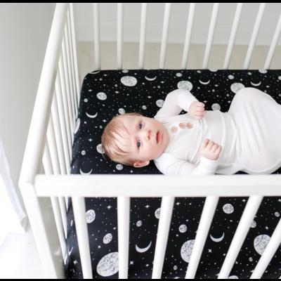Posh Peanut Riley Crib Sheet