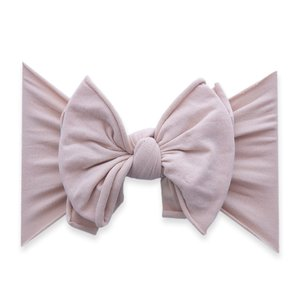 "Baby Bling FAB-BOW-LOUS: blush ""FAB"""