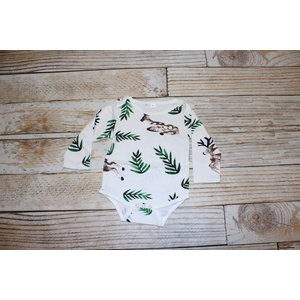 Lincoln&Lexi The Hazel Deer Onesie