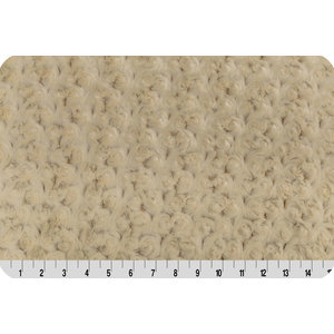 Lincoln&Lexi Luxe Cuddle® Frosted Rose Camel/Beige