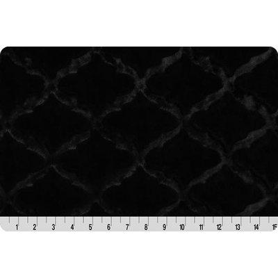 Luxe Cuddle® Lattice Black