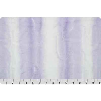 Luxe Cuddle® Angora Lavender/White