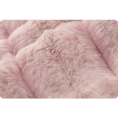 Lincoln&Lexi Luxe Cuddle® Iced Chinchilla Rose Crystal