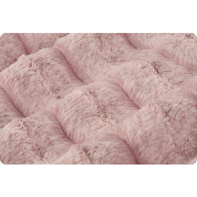 Luxe Cuddle® Iced Chinchilla Rose Crystal