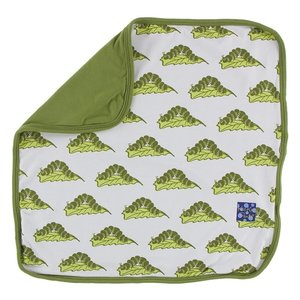 Kickee Pants Print Lovey (Natural Caterpillars - One Size)