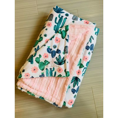 Cactus Bloom Cuddle® Bluebell
