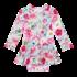 Posh Peanut Alice - Long Sleeve with Twirl Skirt Bodysuit
