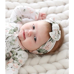 Posh Peanut Delilah - Infant Headwrap