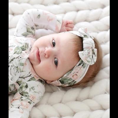 Posh Peanut Delilah - Infant Headwrap