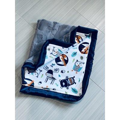 Luxe Cuddle® Hide Graphite