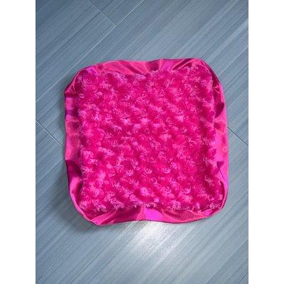 Lincoln&Lexi Luxe Cuddle® Rose Fuchsia