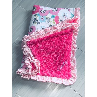 Luxe Cuddle® Rose Fuchsia
