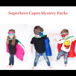 Lincoln&Lexi Superhero Cape Mystery Pack