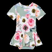 Posh Peanut Jolie - Short Sleeve with Twirl Skirt Bodysuit