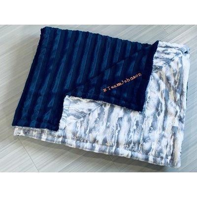 Luxe Cuddle® Jupiter Steel