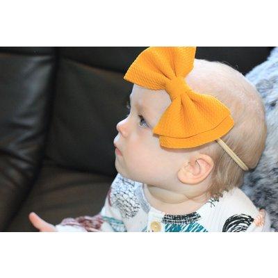 Lincoln&Lexi The Kelly Waffle Nylon Headband