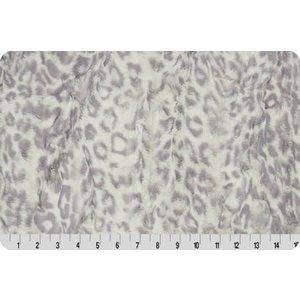 Lincoln&Lexi Luxe Cuddle® Jaguar Vapor