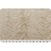 Luxe Cuddle® Frosted Zebra Camel