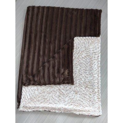 Lincoln&Lexi Chocolate Chinchilla