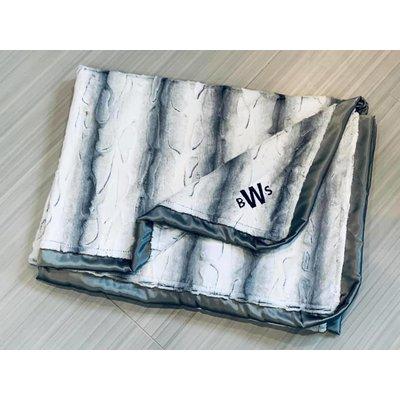 Luxe Cuddle® Angora Platinum