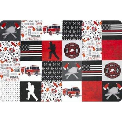Lincoln&Lexi Firefighter Digital Cuddle® Scarlet