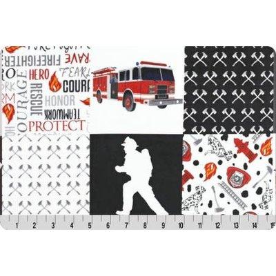 Firefighter Digital Cuddle® Scarlet