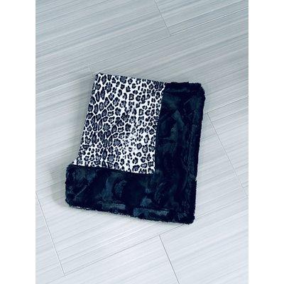 Lincoln&Lexi Luxe Cuddle® Hide Caviar