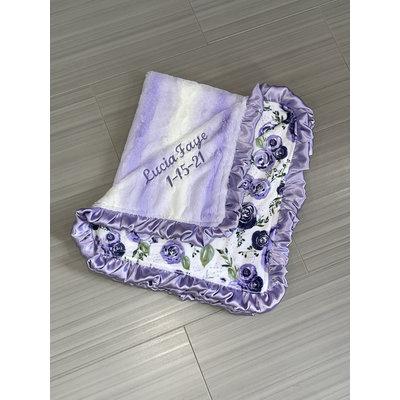Lincoln&Lexi Rosie Cuddle® Eggplant