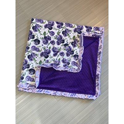 Rosie Cuddle® Eggplant