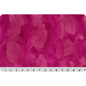 Lincoln&Lexi Luxe Cuddle® Hide Magenta