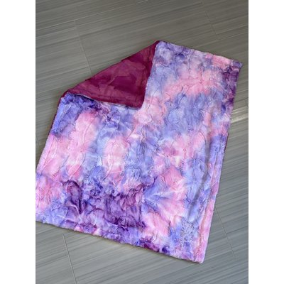 Lincoln&Lexi Luxe Cuddle® Hide Magenta