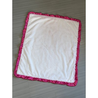 Lincoln&Lexi Luxe Cuddle® Frost Pink