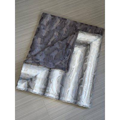 Lincoln&Lexi Luxe Cuddle® Angora Platinum