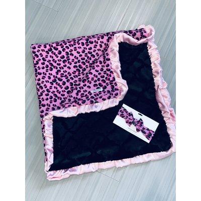 Custom Posh Blankets- Past Work, Not for Sale