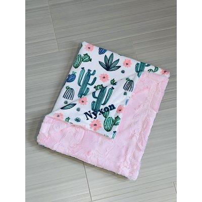 Lincoln&Lexi Luxe Cuddle® Hide Blush