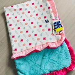 Custom Kickee Blankets
