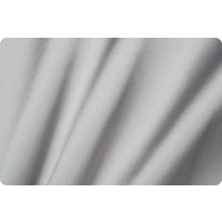 Silky Satin Solid Silver