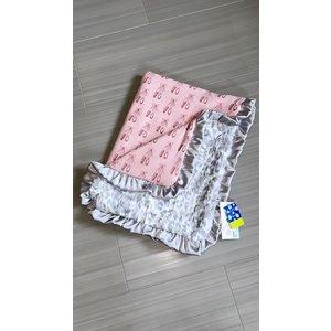 Custom Kickee Blankets- Past Work, Not for Sale