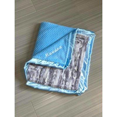 Cloud Spa Cuddle® Baby Blue